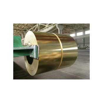 中国铝业集团 黄铜带