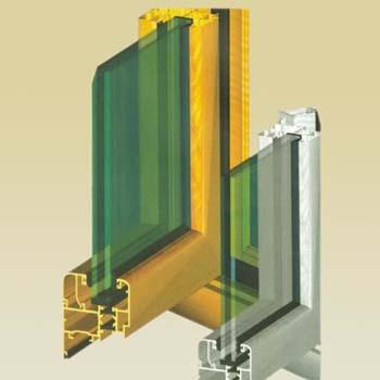 广亚铝材 绿色环保隔热铝型材