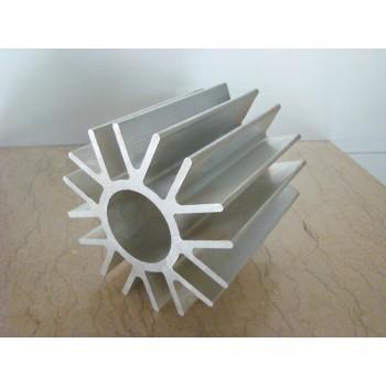 坚美铝型 工业材