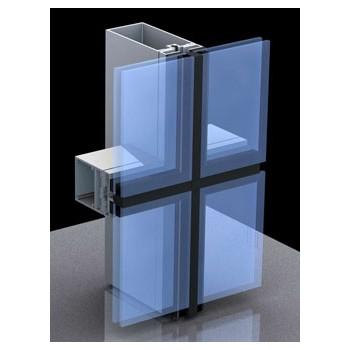 隐框玻璃幕墙贴图素材