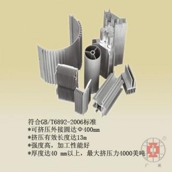 广亚铝材 铝合金散热器